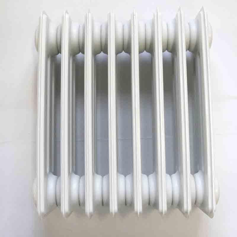 radiador chapa de acero