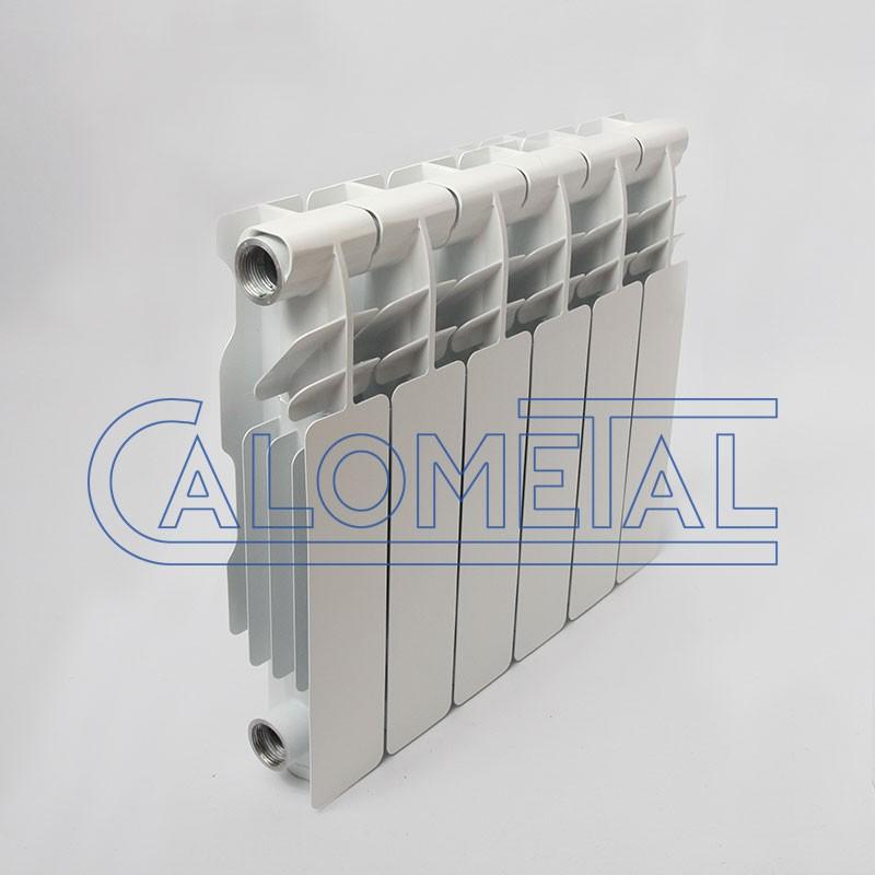 Radiadores de aluminio roca perfect radiadores de for Radiadores de acero roca